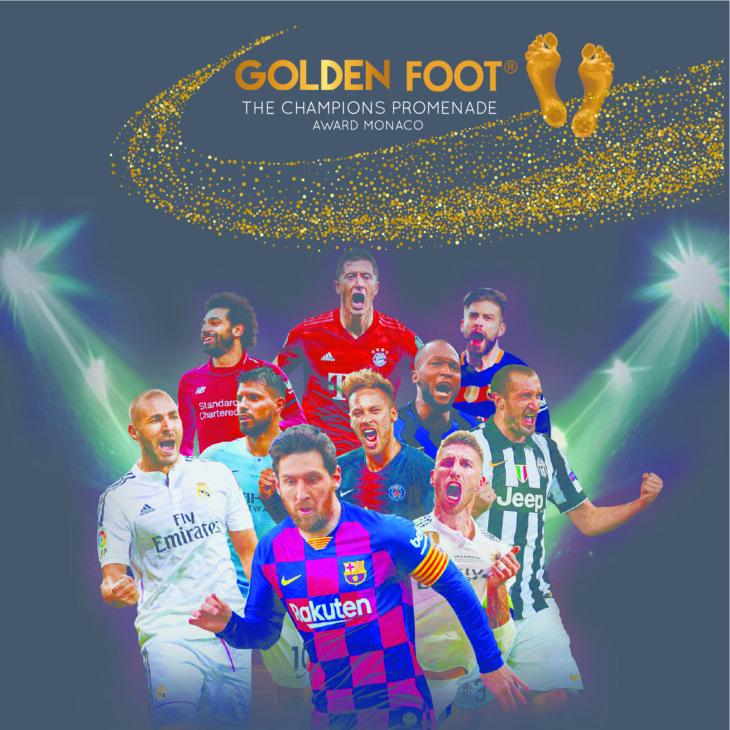 19th Golden Foot Award