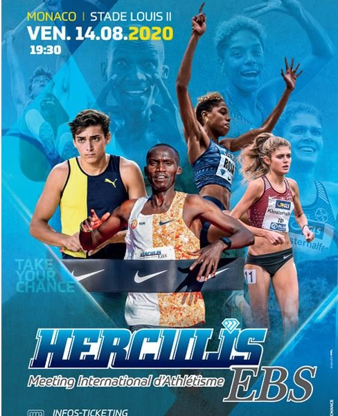 Herculis EBS, Wanda Diamond League 2021
