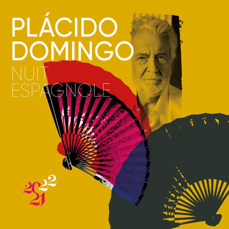 Nuit Espagnol Plácido Domingo
