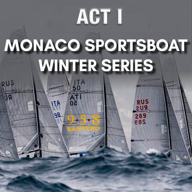 Voile - Monaco Sportsboat Winter