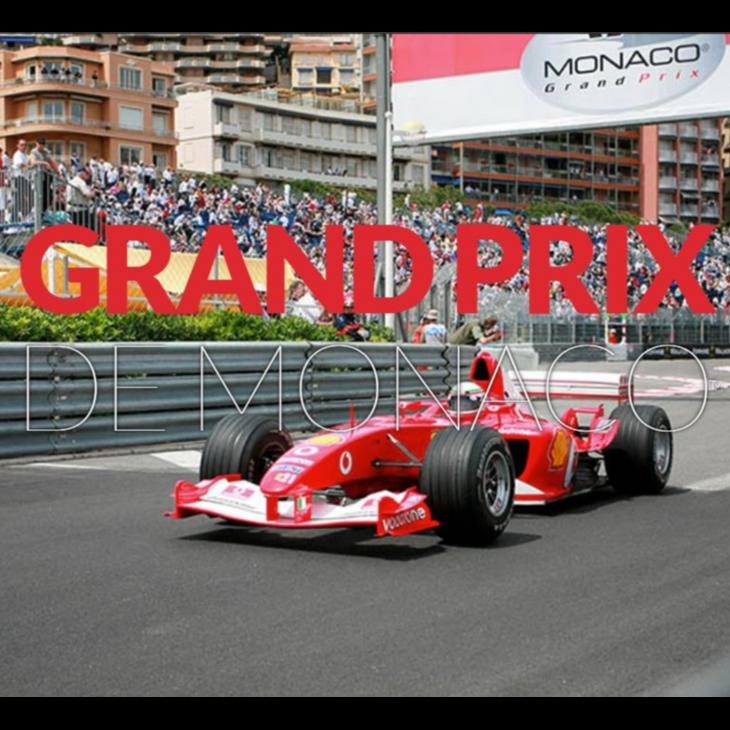 79ème Grand Prix de Formule 1 de Monaco™ - Course