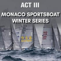 Voile - Monaco Sportsboat Winter